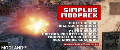 Simplus Modpack 1.1.0.1 [1.1.0.1], 5 photo
